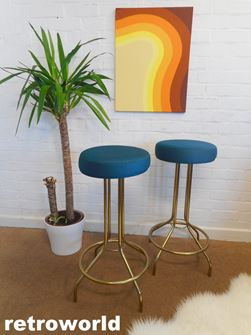Vintage Retro Space Age Panton Era Coffee Table